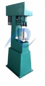 Semi-automatic Sealing Machine For Aluminum Cartridge